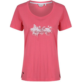Regatta Filandra II T-Shirt Women Desert Rose